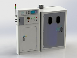 Aeris Precision Bulk Chemical Delivery and Metering System